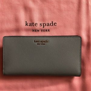 Kate Spade bifold wallet new with tags